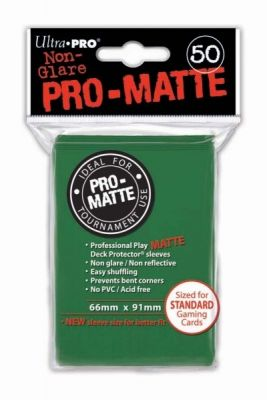MATTE GREEN PRO DECK PROTECTOR