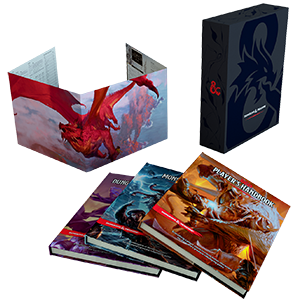 DD5: CORE RULEBOOK GIFT SET STANDARD EDITION