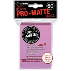 PINK SMALL PRO ΜΑΤΤΕ DECK PROTECTOR 60-CT