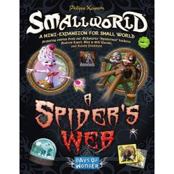 SMALL WORLD:A SPIDER'S WEB