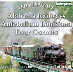 AGE OF STEAM : ALABAMA RAILWAYS