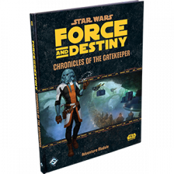 SW F&D:CHRONICLES OF ΤΗΕ GATEKEEPER