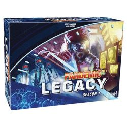 PANDEMIC LEGACY-BLUE EDITION