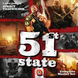 51ST STATE:MASTER SET