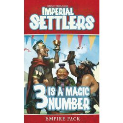 IMPERIAL SETTLERS:3 IS A MAGIC NUMBER