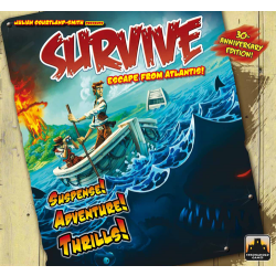 SURVIVE ESCAPE FROM ATLANTIS 30TH ANNIVERSARY