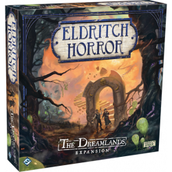 ELDRITCH HORROR:DREAMLANDS