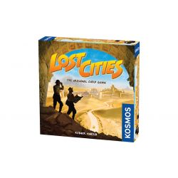 LOST CITIES-ΤΗΕ CARD GAME