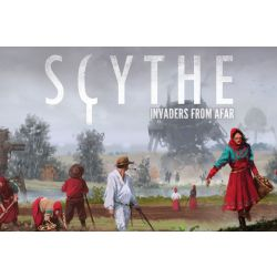 SCYTHE:INVADERS FROM AFAR