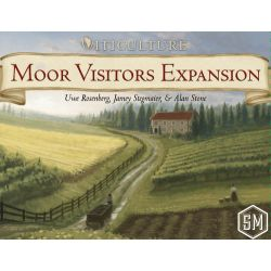 VITICULTURE:MOOR VISITORS