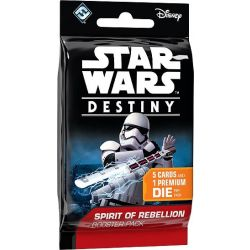 SWD:SPIRIT OF REBELLION BOOSTER