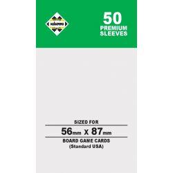 80Μ SLEEVES 56Χ87 (STANDARD USA)