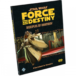SW FORCE OF DESTINY: DISCIPLES OF HARMONY