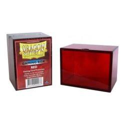 DRAGON SHIELD RED GAMING BOX