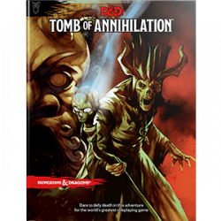DD5:TOMB OF ANNIHILATION