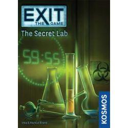 EXIT-ΤΗΕ SECRET LAB