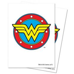 WONDER WOMAN DECK PROTECTOR 65-CT