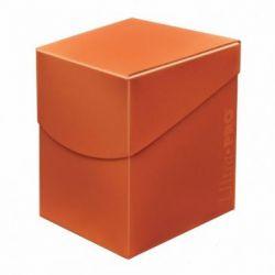 PRO+100 ECLIPSE PUMPKIN ORANGE DECK BOX