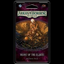 ARKHAM HORROR LCG:HEART OF THE ELDERS
