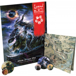 L5R RPG:MASK OF THE ONI