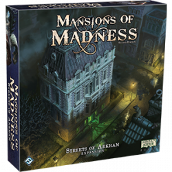 MANSIONS OF MADNESS 2ND:STREETS OF ARKHAM