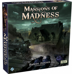 MANSIONS OF MADNESS:HORRIFIC JOURNEYS