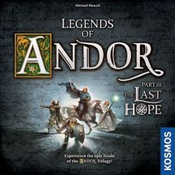 LEGENDS OF ANDOR: PART III THE LAST ΗΟΡΕ