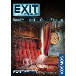 EXIT:DEAD MAN OF THE ORIENT EXPRESS