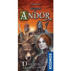 LEGENDS OF ANDOR:DARK HEROES