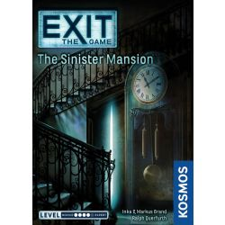 EXIT:THE SINISTER MANSION
