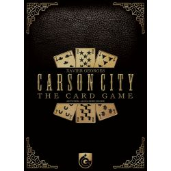CARSON CITY-THE CARD GAME