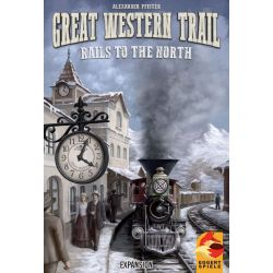 GREAT WESTERN TRAIL:RAILS OF THE NORTH