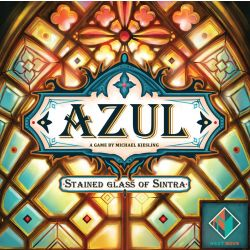 AZUL:STAINED GLASS OF SINTRA