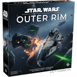 STAR WARS:OUTER RIM