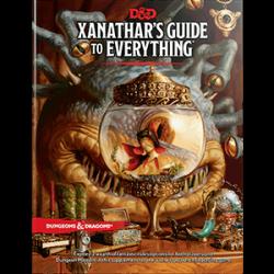 DD5:XANATHAR'S GUIDE ΤΟ EVERYTHING