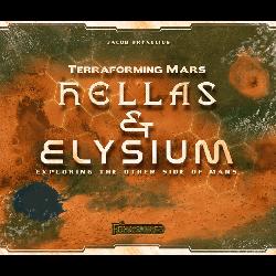TERRAFORMING MARS:HELLAS ELYSIUM