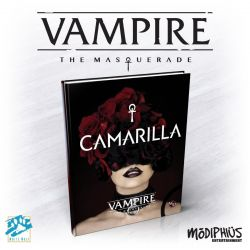 RPG:VAMPIRE 5TH EDITION CAMARILLA BOOK