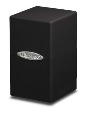 SATIN BLACK TOWER DECK BOX 2013