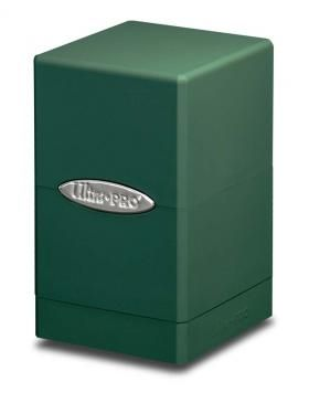 SATIN GREEN TOWER DECK BOX 2013