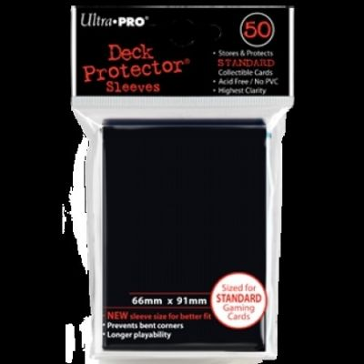 BLACK DECK PROTECTOR 50-CT