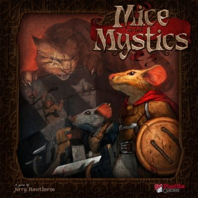 MICE AND MYSTIC