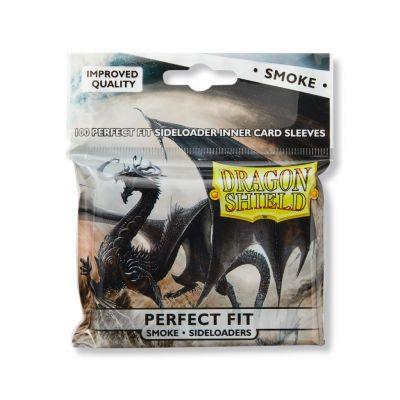 DRAGON SHIELD: SMOKE PERFECT FIT SIDELOADER