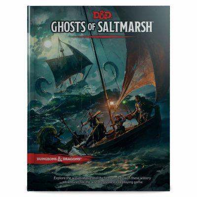 DD5: GHOSTS OF SALTMARSH