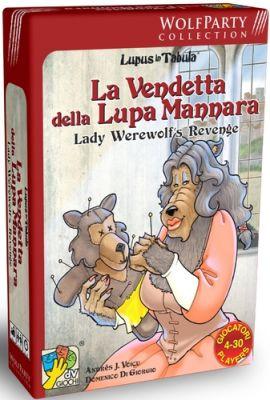 LUPUS ΙΝ TABULA:LADY WEREWOLF'S REVENGE