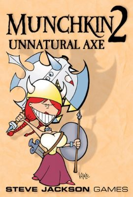 MUNCHKIN 2-UNNATURAL ΑΧΕ