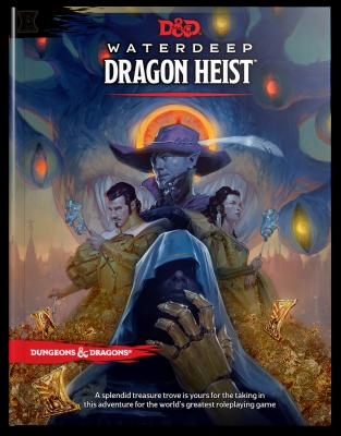 DD5: WATERDEEP DRAGON HEIST