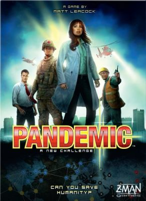 PANDEMIC(NEW EDITION)
