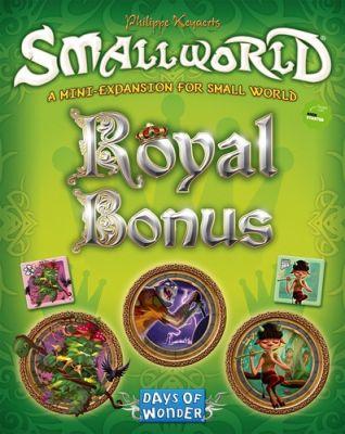 SMALL WORLD:ROYAL BONUS