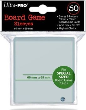 69X69mm BOARDGAME SLEEVES