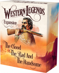 WESTERN LEGENDS:THE GOOD, THE BAD, THE HANDSOME